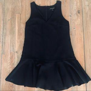 Banana Republic black work dress | Petite XS